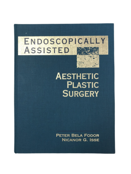 Book by Peter B. Fodor, MD., F.A.C.S.  Aesthetic Plastic Surgery